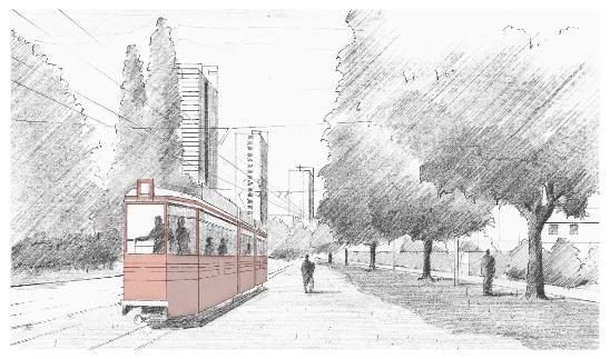 tram bern west moeri partner ag. Black Bedroom Furniture Sets. Home Design Ideas